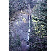 Columbia River Gorge - Latourell Falls (2) Photographic Print