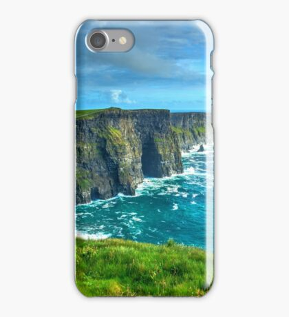 Cliffs of Moher iPhone Case/Skin