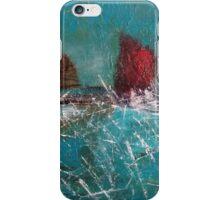 Rocky Seas iPhone Case/Skin