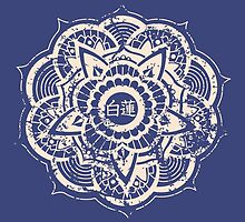 White Lotus (Blue) by zrmcqueen