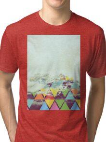 Triangle Mountain Tri-blend T-Shirt