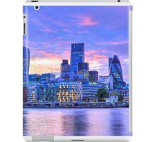 London Sunset iPad Case/Skin