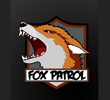 Fox Patrol  by JesseMayberry
