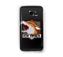 Fox Patrol  Samsung Galaxy Case/Skin
