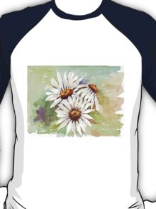 Daisies - the gardener's friend T-Shirt