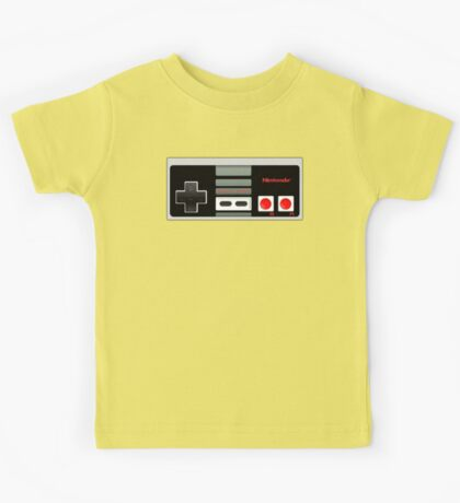Classic old vintage Retro game controller Kids Tee