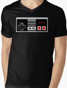 Classic old vintage Retro game controller Mens V-Neck T-Shirt