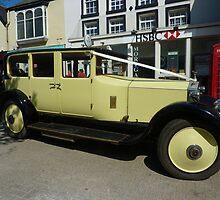 Rolls Royce . by Lilian Marshall