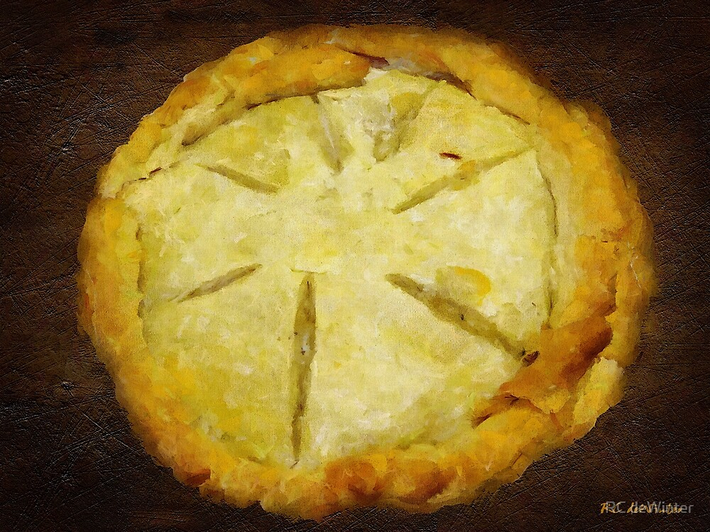 The Art of the Pie by RC deWinter