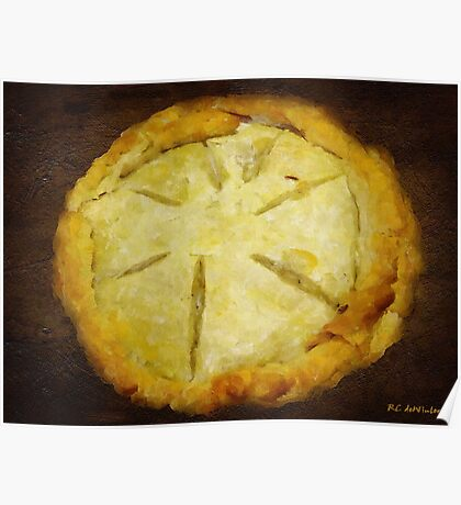 The Art of the Pie Poster