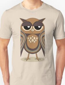 THE UNDERSTANDING OWL Unisex T-Shirt