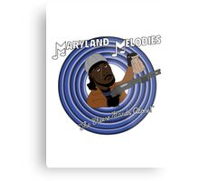 Maryland Melodies: The Cheese Stands Alone! Metal Print