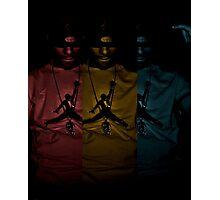 3 Jordan Photographic Print