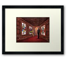 The Gallery Framed Print