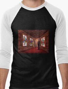 The Gallery Men's Baseball ¾ T-Shirt