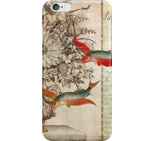 Fish of a Feather iPhone Case/Skin