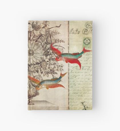 Fish of a Feather Hardcover Journal
