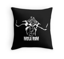 Mola Ram Throw Pillow