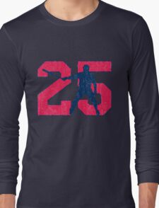 No. 25 Long Sleeve T-Shirt