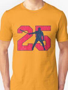 No. 25 Unisex T-Shirt