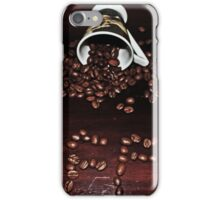 Spilling The Beans iPhone Case/Skin