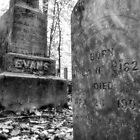 Smoky Mountain Cemetery by JKStanford