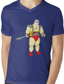 A Nightmare from Camp Crystal X Mens V-Neck T-Shirt