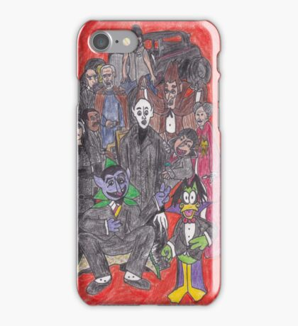 By All O'Counts iPhone Case/Skin