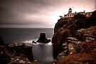Neist Point Lighthouse by Roddy Atkinson