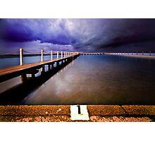 Narrabeen Pool Photographic Print