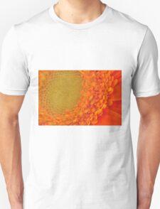 Orange Gerbera Daisy, As Is Unisex T-Shirt