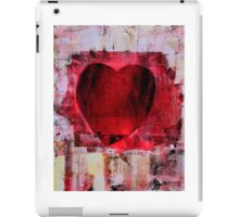 Tempered by Time iPad Case/Skin
