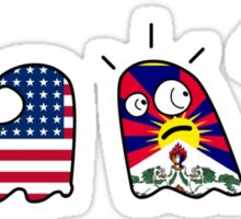 HUNGRY CHINA Sticker
