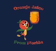 Orange Juice From Florida by Lunamis