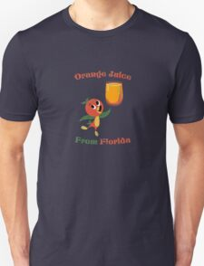 Orange Juice From Florida T-Shirt
