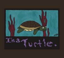 Miscreants: I got a Secret... I'm a Turtle. by ReadingBeauty