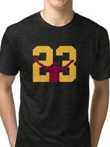 No. 23 Tri-blend T-Shirt
