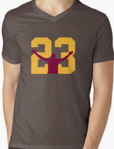 No. 23 Mens V-Neck T-Shirt