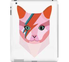 Bowie Cat iPad Case/Skin