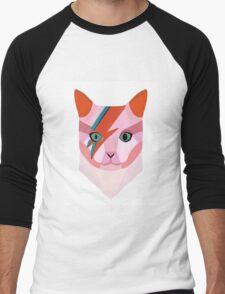 Bowie Cat Men's Baseball ¾ T-Shirt