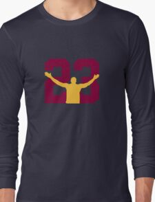 No. 23 (alternate colors) Long Sleeve T-Shirt