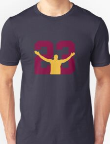 No. 23 (alternate colors) Unisex T-Shirt