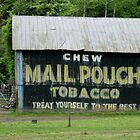 Mail Pouch Barn by Kent Nickell