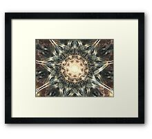 Gray Pearl Framed Print