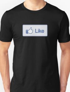 Like Button Long Sleeve T-Shirt T-Shirt