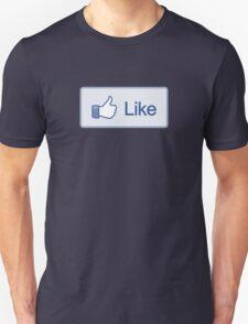 Like Button Hoodie T-Shirt