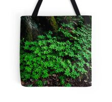 Lush and Green Tote Bag