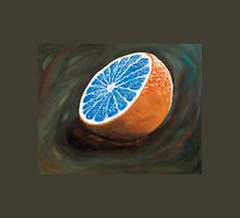 Elusive Blue Blood Orange Unisex T-Shirt