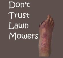 Evil Lawnmower by Michael Fraser