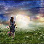 Where The Heavens Meet The Earth by Elizabeth Burton
